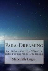 Para-Dreaming Book Image